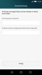 Huawei P8 Lite - E-Mail - Konto einrichten - Schritt 19