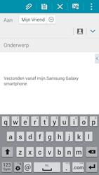 Samsung Galaxy K Zoom 4G (SM-C115) - E-mail - Hoe te versturen - Stap 8