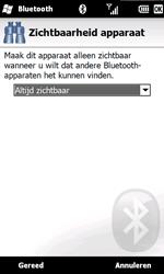 HTC T8585 HD II - bluetooth - aanzetten - stap 9