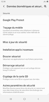 Samsung Galaxy J4 Plus - Sécurité - modifier SIM PIN - Étape 5