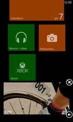 Nokia Lumia 820 / Lumia 920 - Operazioni iniziali - Personalizzazione della schermata iniziale - Fase 11