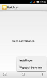 Alcatel OT-4033X Pop C3 - SMS - handmatig instellen - Stap 5