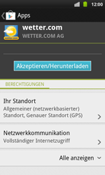 Samsung Galaxy S Plus - Apps - Herunterladen - 14 / 22
