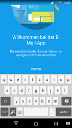 Sony Xperia M5 - E-Mail - Konto einrichten (outlook) - 0 / 0