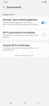 Samsung Galaxy A50 - wifi - schakel Wi-Fi Assistentie uit - stap 10