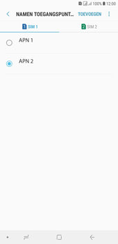 Samsung Galaxy J4 Plus - internet - handmatig instellen - stap 19