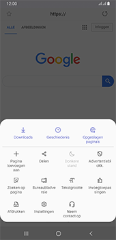 Samsung galaxy-a6-plus-sm-a605fn-ds-android-pie - Internet - Hoe te internetten - Stap 9