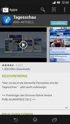 Sony Xperia Z - Apps - Herunterladen - Schritt 7