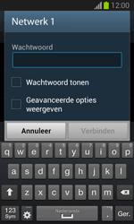 Samsung S7390 Galaxy Trend Lite - WiFi - Handmatig instellen - Stap 7