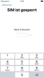 Apple iPhone SE (2020) - Internet und Datenroaming - Manuelle Konfiguration - Schritt 14