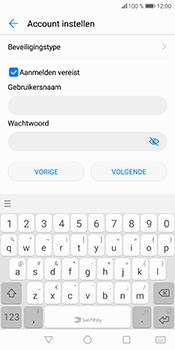 Huawei P Smart (Model FIG-LX1) - E-mail - Account instellen (POP3 met SMTP-verificatie) - Stap 18