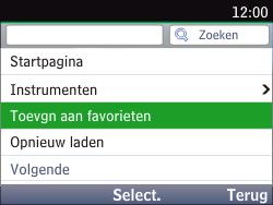 Nokia Asha 201 - Internet - Internetten - Stap 6