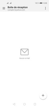 Huawei Nova 5T - E-mails - Ajouter ou modifier votre compte Yahoo - Étape 9