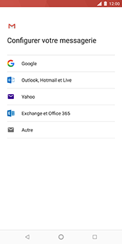 Nokia 7 Plus - E-mail - Configuration manuelle (outlook) - Étape 7