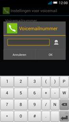 Alcatel OT-7041X Pop C7 - voicemail - handmatig instellen - stap 10