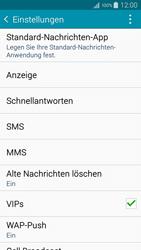 Samsung A500FU Galaxy A5 - SMS - Manuelle Konfiguration - Schritt 6
