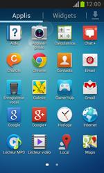 Samsung I8260 Galaxy Core - Internet - Configuration manuelle - Étape 19