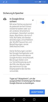 Huawei Mate 20 - Apps - Konto anlegen und einrichten - Schritt 17