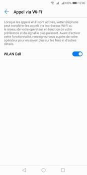 Huawei Y7 (2018) - WiFi - Activez WiFi Calling - Étape 9