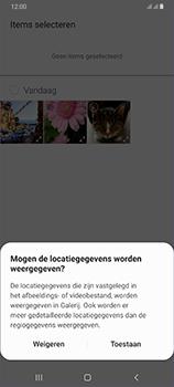 Samsung Galaxy A70 - MMS - afbeeldingen verzenden - Stap 16