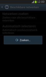Samsung S7710 Galaxy Xcover 2 - Buitenland - Bellen, sms en internet - Stap 9