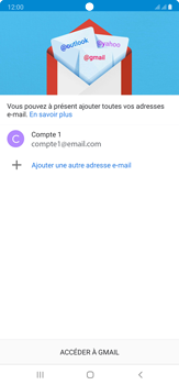 Samsung Galaxy Note20 Ultra 5G - E-mails - Ajouter ou modifier un compte e-mail - Étape 22