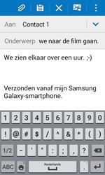 Samsung Galaxy Trend 2 Lite (G318H) - E-mail - Bericht met attachment versturen - Stap 10