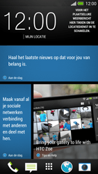 HTC One - Internet - internetten - Stap 1