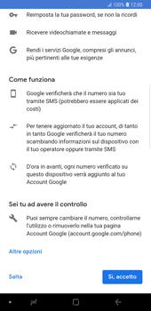 Samsung Galaxy Note9 - Applicazioni - Configurazione del negozio applicazioni - Fase 14