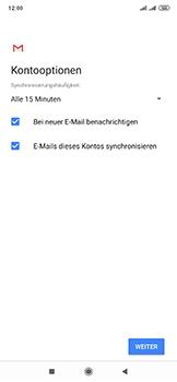 Xiaomi Mi Mix 3 5G - E-Mail - Manuelle Konfiguration - Schritt 20