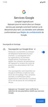 OnePlus 7T - Applications - Créer un compte - Étape 19