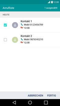 LG H815 G4 - Anrufe - Anrufe blockieren - Schritt 10