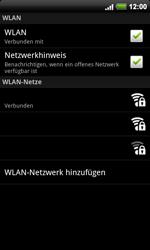 HTC Desire HD - WLAN - Manuelle Konfiguration - 0 / 0