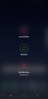 Samsung Galaxy S9 - MMS - Manuelle Konfiguration - 19 / 27