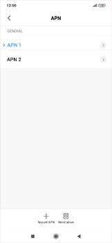 Xiaomi RedMi Note 7 - Internet et roaming de données - Configuration manuelle - Étape 15
