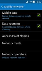 Samsung G357 Galaxy Ace 4 - Internet - Disable data roaming - Step 6