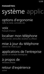 Nokia Lumia 820 / Lumia 920 - Logiciels - Installation de mises à jour - Étape 4