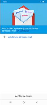 Samsung Galaxy A70 - E-mails - Ajouter ou modifier votre compte Gmail - Étape 6