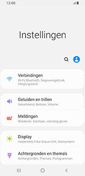 Samsung galaxy-s8-sm-g950f-android-pie - WiFi - Handmatig instellen - Stap 4