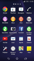 Sony Xpéria E3 - Contact, Appels, SMS/MMS - Envoyer un MMS - Étape 3