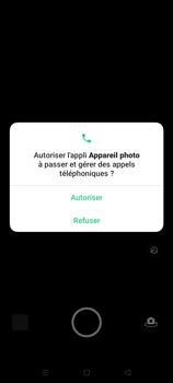 Oppo A15 - Photos, vidéos, musique - Prendre une photo - Étape 5