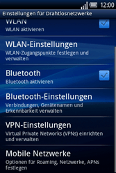 Sony Ericsson Xperia X8 - MMS - Manuelle Konfiguration - 6 / 17