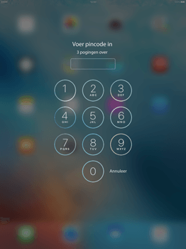 Apple iPad Pro - Internet - Handmatig instellen - Stap 14