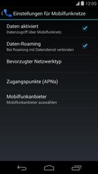 LG D821 Google Nexus 5 - Ausland - Auslandskosten vermeiden - Schritt 8