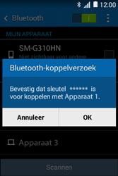Samsung Galaxy Young 2 (G130HN) - bluetooth - headset, carkit verbinding - stap 7