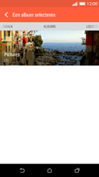 HTC Desire 610 - e-mail - hoe te versturen - stap 13