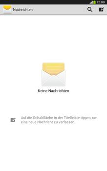 Samsung N5100 Galaxy Note 8-0 - SMS - Manuelle Konfiguration - Schritt 4