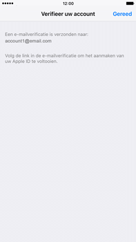 Apple iPhone 6 Plus (iOS 9) - apps - account instellen - stap 24
