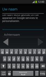 Samsung Galaxy S3 Mini Lite - apps - account instellen - stap 6