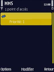 Nokia N86 - MMS - Configuration manuelle - Étape 13